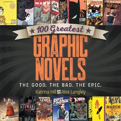 100 Greatest Graphic Novels - Alex Langley