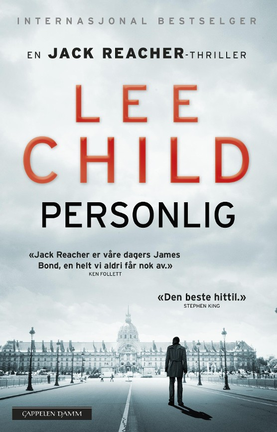 Personlig - Lee Child