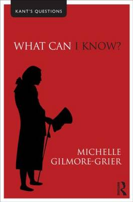 What Can I Know? - Michelle Gilmore-Grier