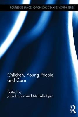 Children, Young People and Care - John Horton