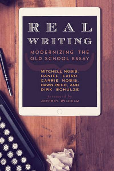 Real Writing - Mitchell Nobis