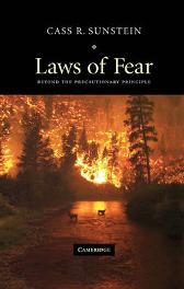 Laws of Fear - Cass R. Sunstein