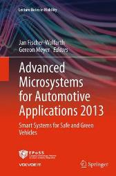 Advanced Microsystems for Automotive Applications 2013 - Jan Fischer-Wolfarth Gereon Meyer