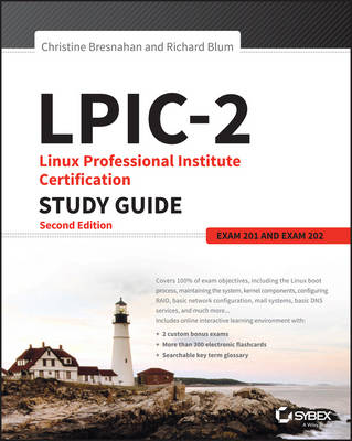 LPIC-2: Linux Professional Institute Certification Study Guide - Christine Bresnahan