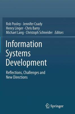 Information Systems Development - Rob Pooley