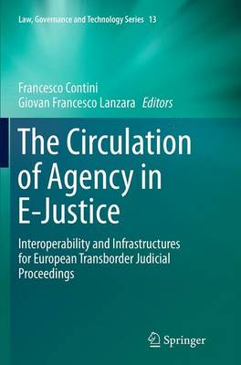 The Circulation of Agency in E-Justice - Francesco Contini