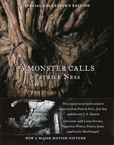 A Monster Calls: Special Collector's Edition (Movie Tie-in) - Patrick Ness