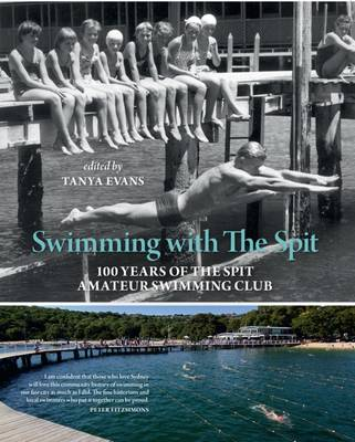 Swimming with The Spit - Tanya Evans