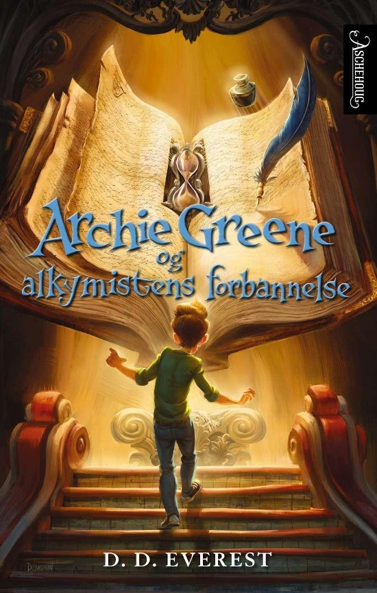 Archie Greene og alkymistens forbannelse PDF ePub