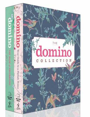 The Domino Decorating Books Box Set - Editors of Domino