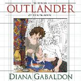 The Official Outlander Colouring Book - Diana Gabaldon