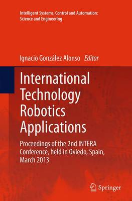 International Technology Robotics Applications - Ignacio Gonzalez