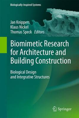 Biomimetic Research for Architecture and Building Construction - Jan Knippers