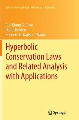 Hyperbolic Conservation Laws and Related Analysis with Applications - Gui-Qiang G. Chen