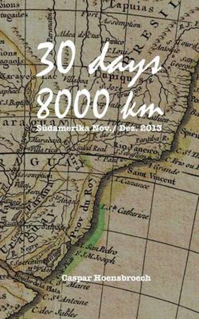 30 days 8000 km - Hoensbroech