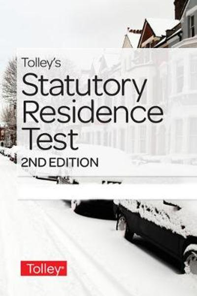 Tolley's Statutory Residence Test - Amanda Hardy