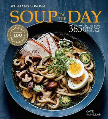 Soup of the Day - Kate McMillan