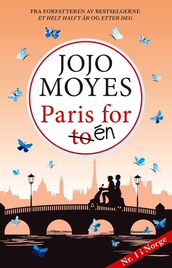 Paris for én - Jojo Moyes