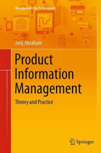 Product Information Management - Jorij Abraham