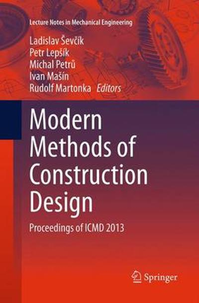 Modern Methods of Construction Design - Ladislav Sevcik