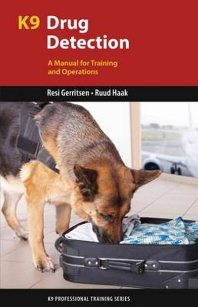 K9 Drug Detection - Resi Gerritsen