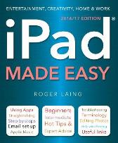 iPad Made Easy (New Edition) - Roger Laing