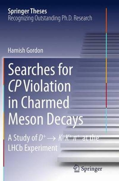 Searches for CP Violation in Charmed Meson Decays - Hamish Gordon