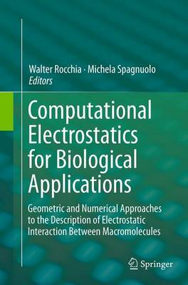 Computational Electrostatics for Biological Applications - Walter Rocchia