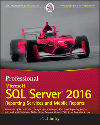 Professional Microsoft SQL Server 2016 Reporting Services and Mobile Reports -