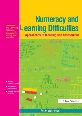 Numeracy and Learning Difficulties - Peter Westwood