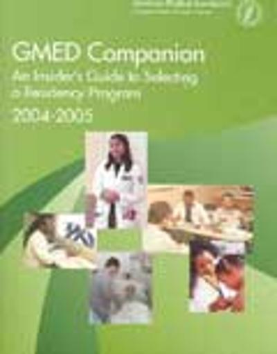 00 GMED Companion - American Medical Association