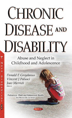 Chronic Disease & Disability - Donald E. Greydanus
