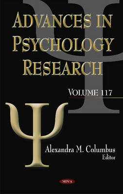 Advances in Psychology Research -