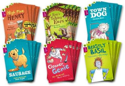 Oxford Reading Tree All Stars: Oxford Level 10: Pack 2 (Class pack of 36) - Alan MacDonald