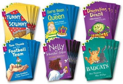Oxford Reading Tree All Stars: Oxford Level 10: All Stars Pack 2a (Class pack of 36) - Pat Thomson
