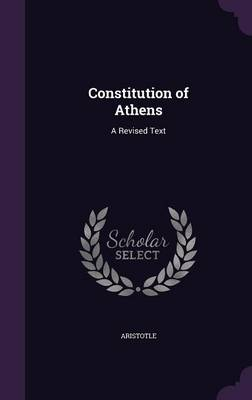Constitution of Athens - Aristotle