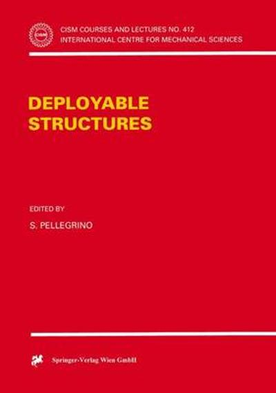 Deployable Structures - S. Pellegrino