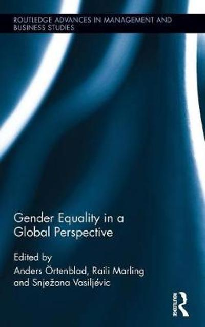 Gender Equality in a Global Perspective - Anders Ortenblad