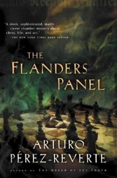 The Flanders panel - Arturo Pérez-Reverte