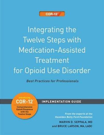 Integrating the Twelve Steps with Medication-Assisted Treatment for Opioid Use Disorder Set of 3 - Marvin D. Seppala
