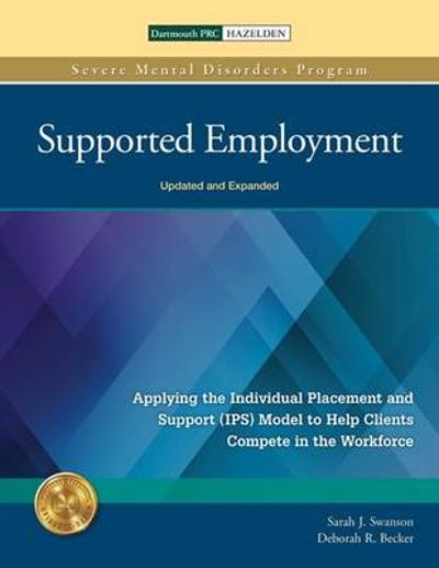 Supported Employment - Sarah J. Swanson