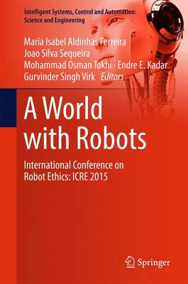 A World with Robots - Mohammad Osman Tokhi