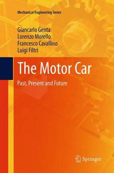 The Motor Car - Giancarlo Genta