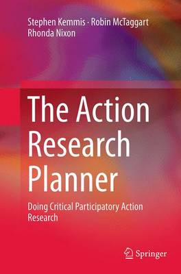 The Action Research Planner - Stephen Kemmis