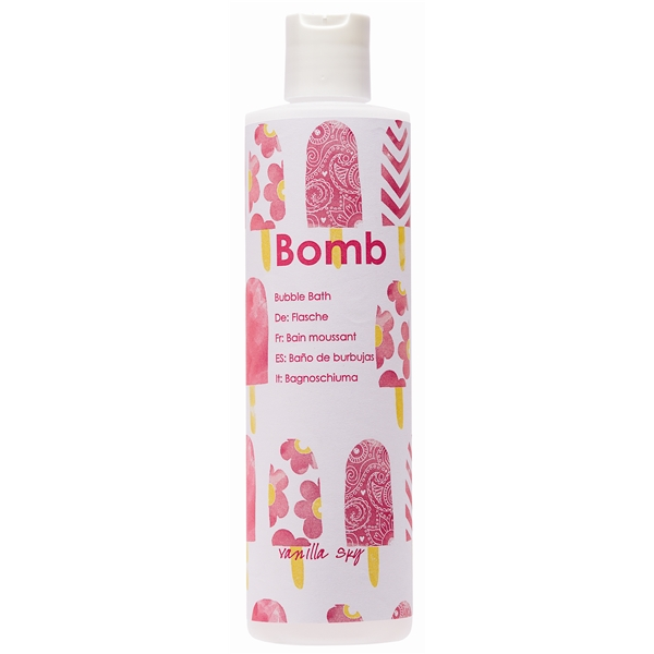 Bubble Bath Vanilla Sky - Bomb Cosmetics