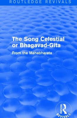 : The Song Celestial or Bhagavad-Gita (1906) -