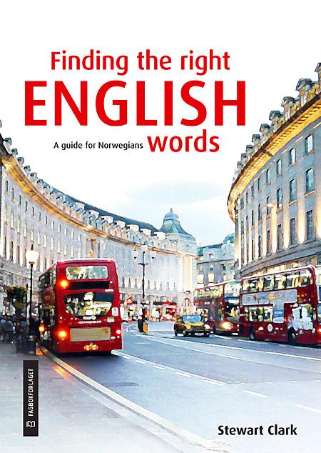 Finding the right English words - 