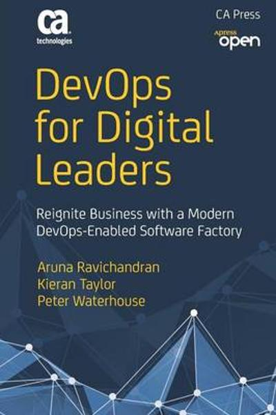 DevOps for Digital Leaders - Aruna Ravichandran