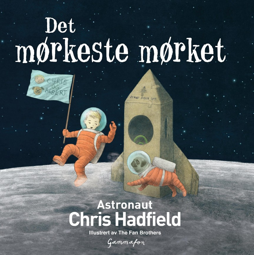 Det mørkeste mørket - Chris Hadfield