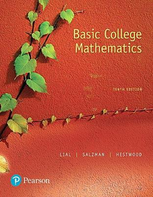 Basic College Mathematics - Stanley Salzman